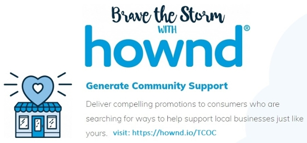 Brave the Storm with Hownd!